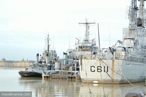 le croiseur COLBERT 730610