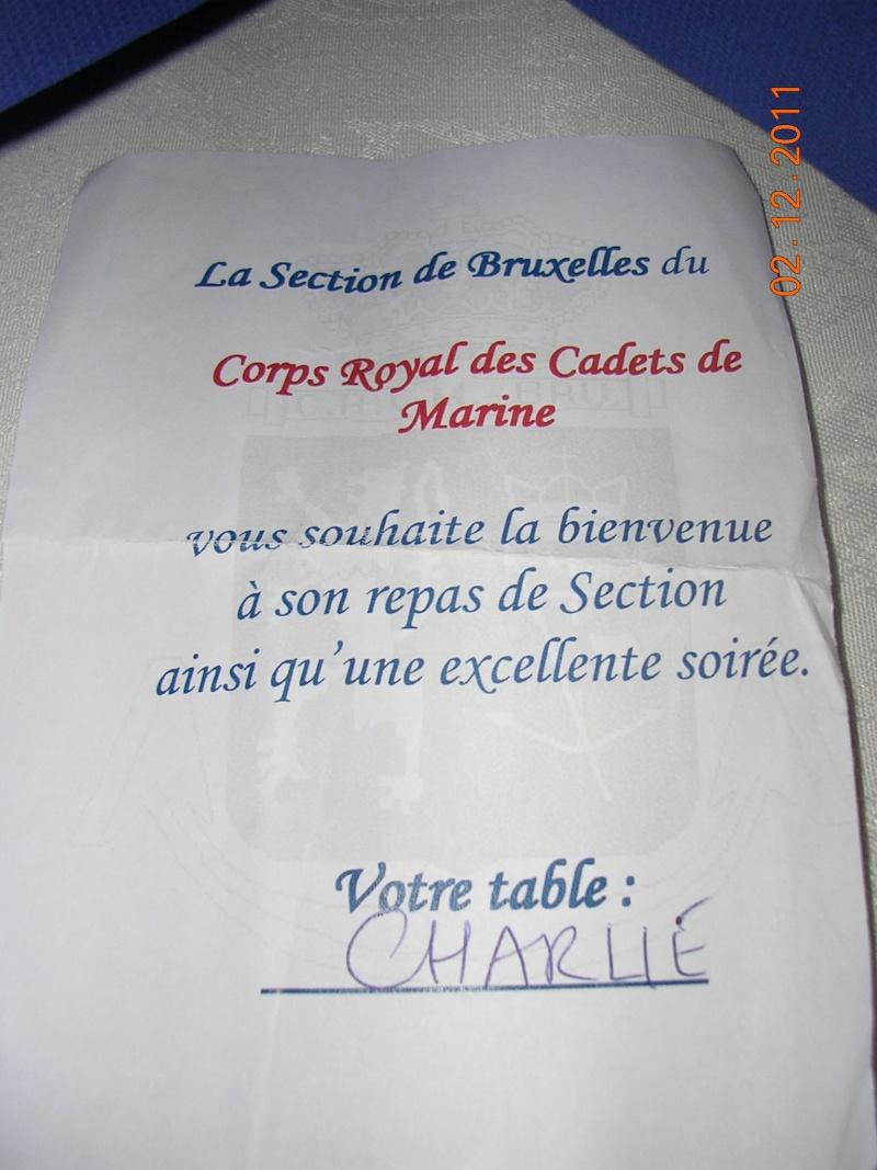les photos du Repas du Corps Royal des Cadets de Marine  Photo663