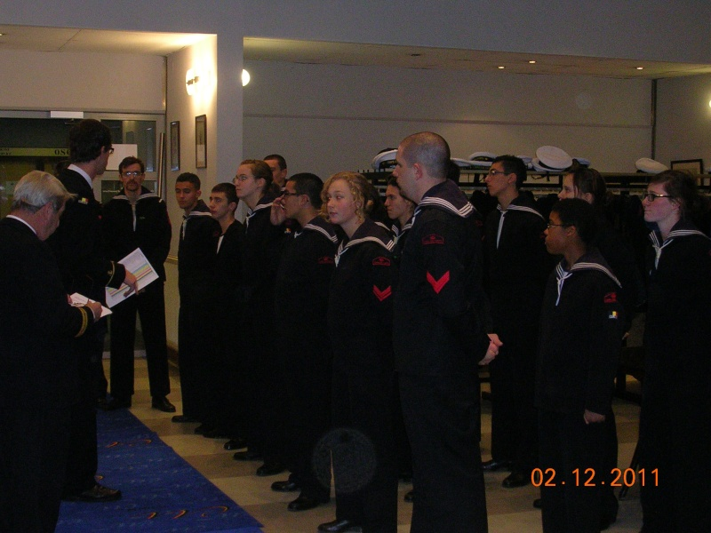 les photos du Repas du Corps Royal des Cadets de Marine  - Page 2 Photo675