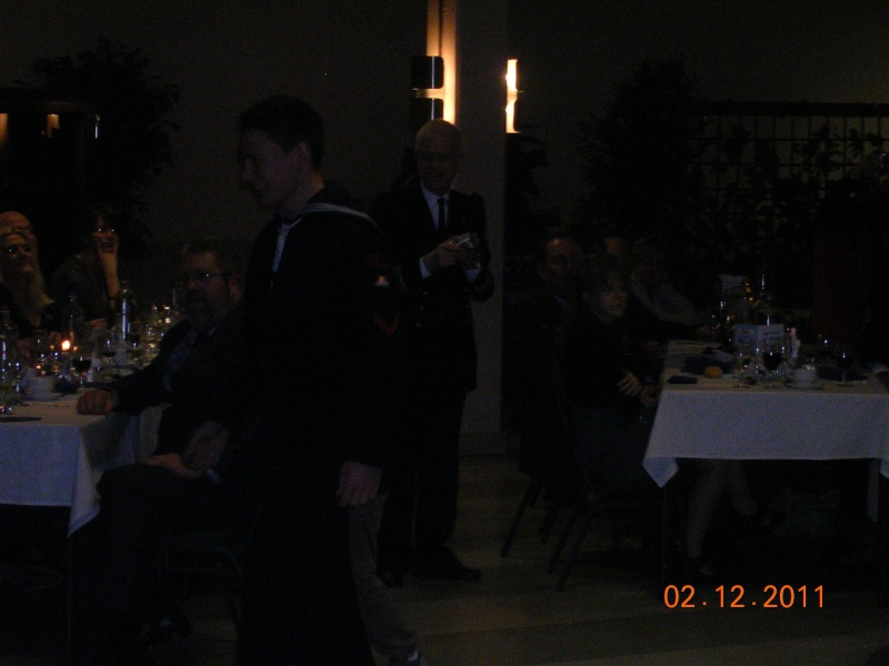 les photos du Repas du Corps Royal des Cadets de Marine  - Page 5 Photo711