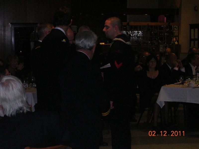 les photos du Repas du Corps Royal des Cadets de Marine  - Page 5 Photo715
