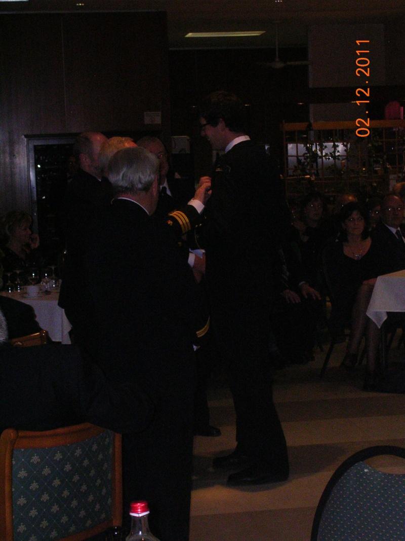 les photos du Repas du Corps Royal des Cadets de Marine  - Page 5 Photo719