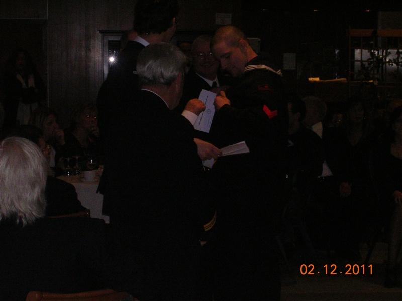 les photos du Repas du Corps Royal des Cadets de Marine  - Page 5 Photo720
