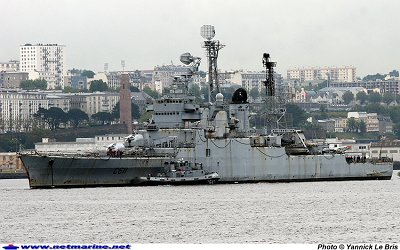 le croiseur COLBERT Photo756