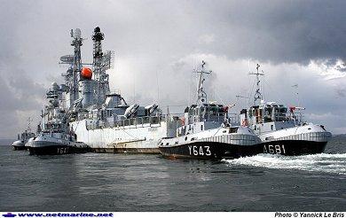 le croiseur COLBERT Photo757