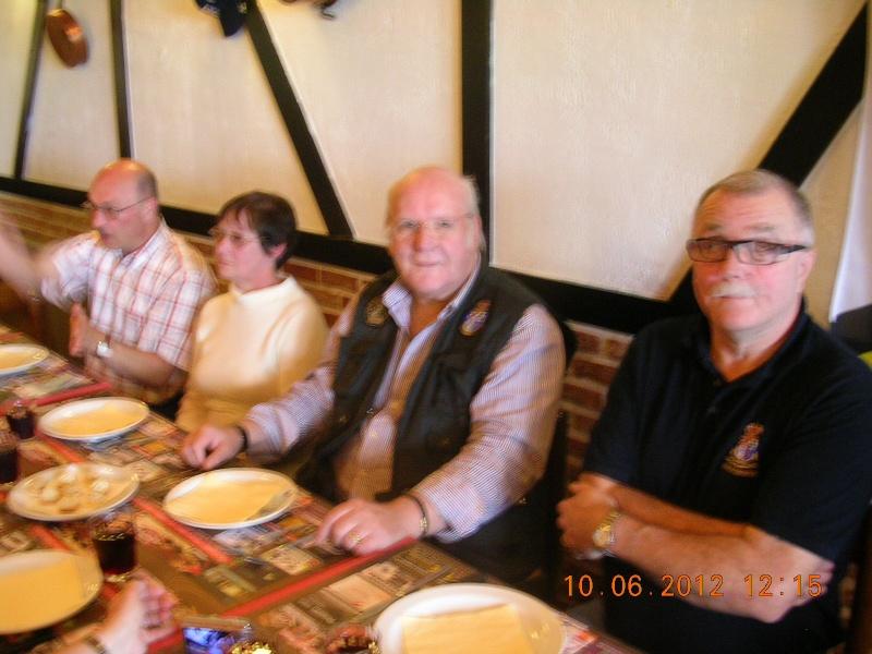 Diner à 'La ferme d'abondance' le 10 juin 2012 Photoo19