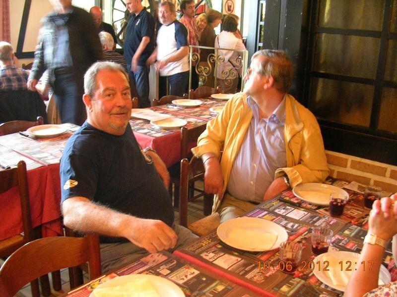Diner à 'La ferme d'abondance' le 10 juin 2012 Photoo23