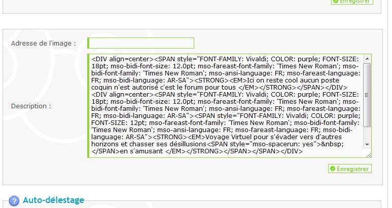 probème avec HTML du PA Avec_g10