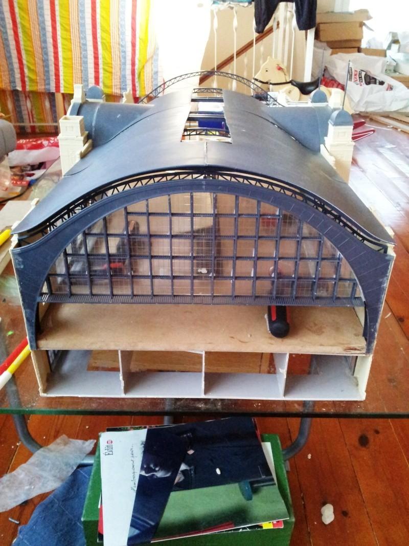 Mon Reseau - Une ville en construction...Epoque IV-V-VI 20120112