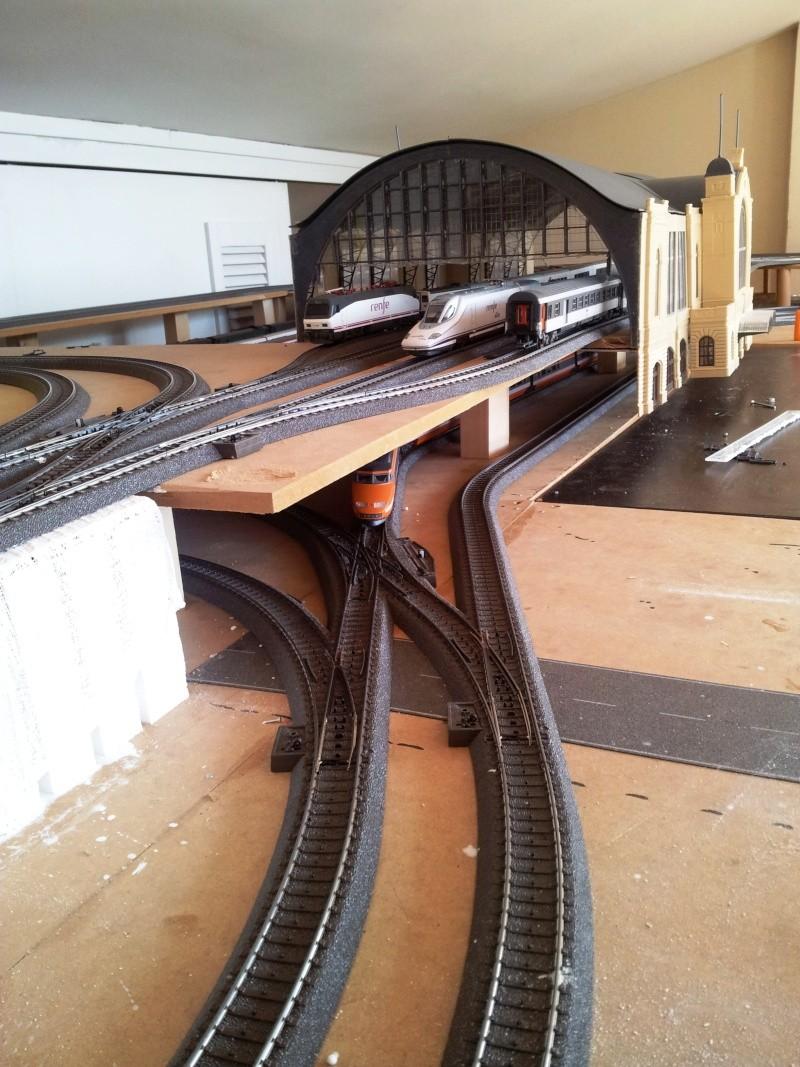 Mon Reseau - Une ville en construction...Epoque IV-V-VI 20120114