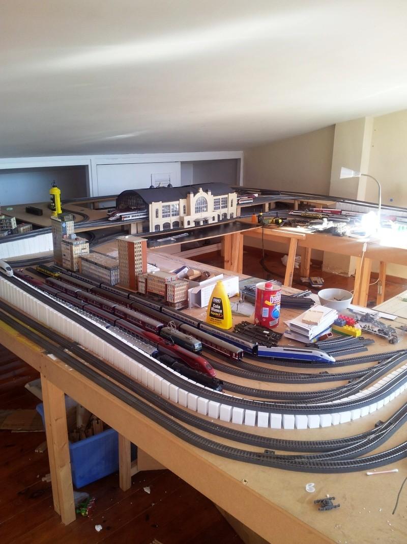 Mon Reseau - Une ville en construction...Epoque IV-V-VI 20120116