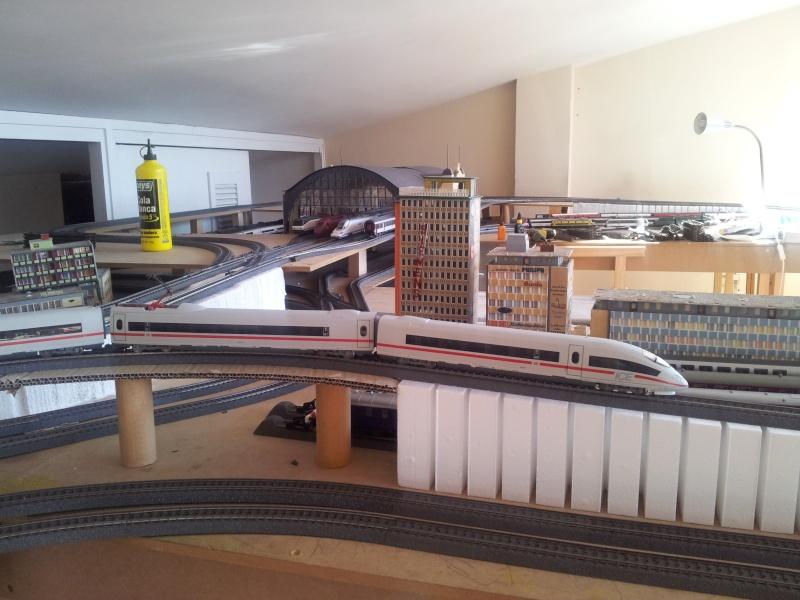 Mon Reseau - Une ville en construction...Epoque IV-V-VI 20120117
