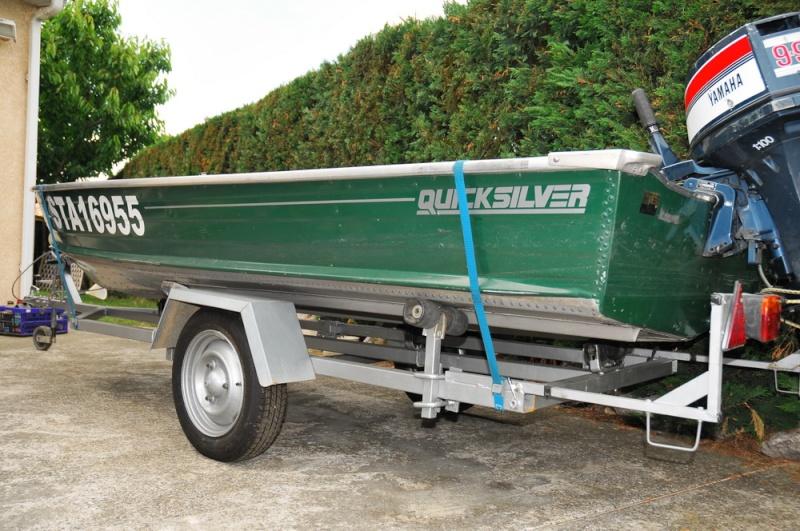 Vds barque alu Quicksilver 410 0oo_9212