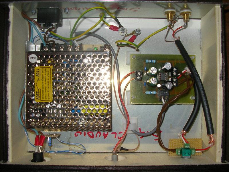 Realizzato il TDA2822M - Pagina 2 Sany0012