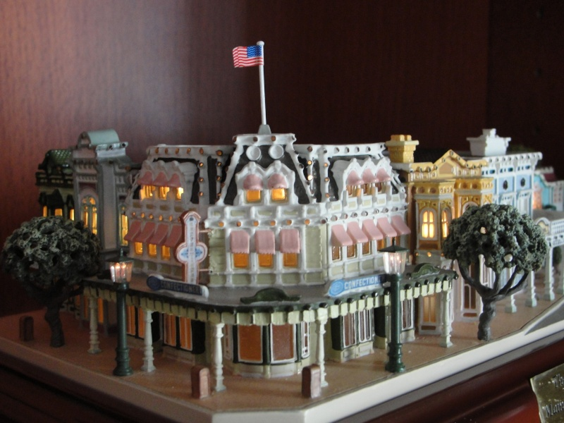 Mon Mini Main Street USA Walt Disney World by Olszewski ...FIN....Vidéo récap p5 00310