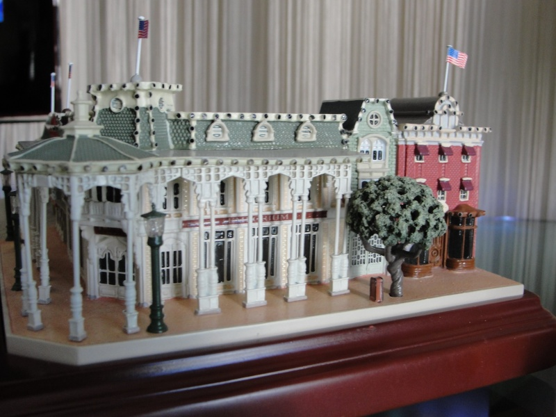 Mon Mini Main Street USA Walt Disney World by Olszewski ...FIN....Vidéo récap p5 01810