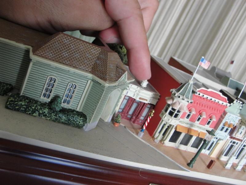 Mon Mini Main Street USA Walt Disney World by Olszewski ...FIN....Vidéo récap p5 02010