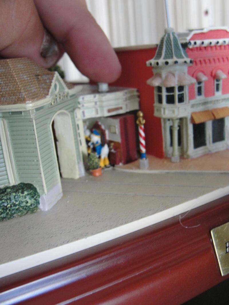 Mon Mini Main Street USA Walt Disney World by Olszewski ...FIN....Vidéo récap p5 02110