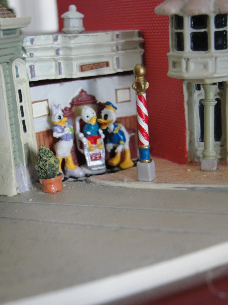 Mon Mini Main Street USA Walt Disney World by Olszewski ...FIN....Vidéo récap p5 02210