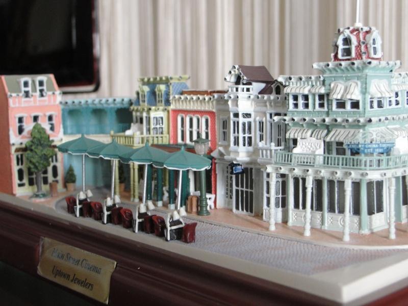 Mon Mini Main Street USA Walt Disney World by Olszewski ...FIN....Vidéo récap p5 02311
