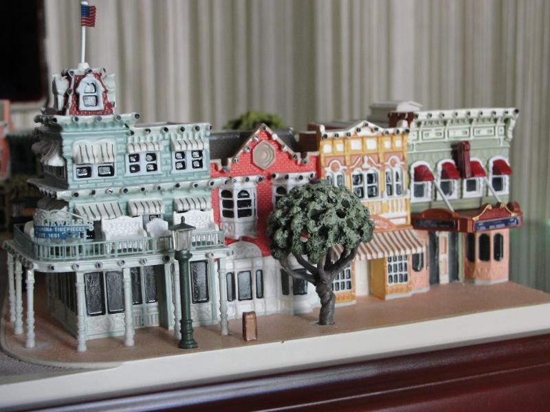 Mon Mini Main Street USA Walt Disney World by Olszewski ...FIN....Vidéo récap p5 02410