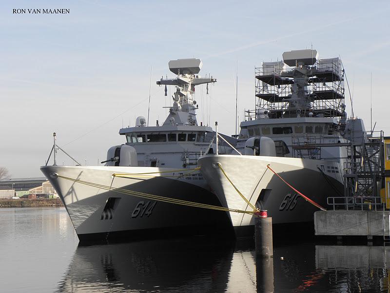 """البحرية الملكية المغربية تتسلم فرقاطة """"طارق بن زياد"""" من فئة سيغما  - صفحة 2 P1160010"""
