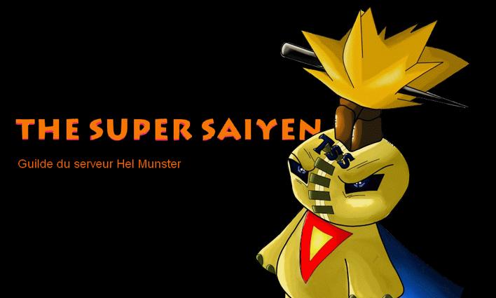 THE SUPER SAIYEN