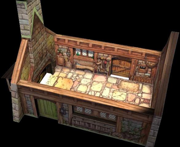 Haus für Fantasiersp. Hovel_10