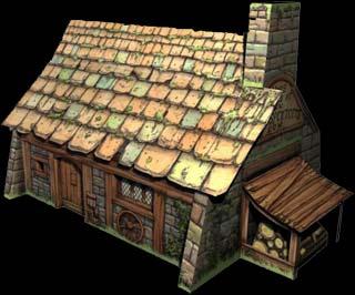 Haus für Fantasiersp. Icon-h10