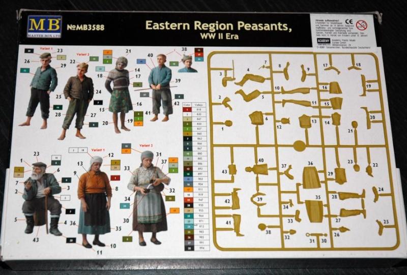 Master Box 3588 Eastern Region Peasants K800_d74