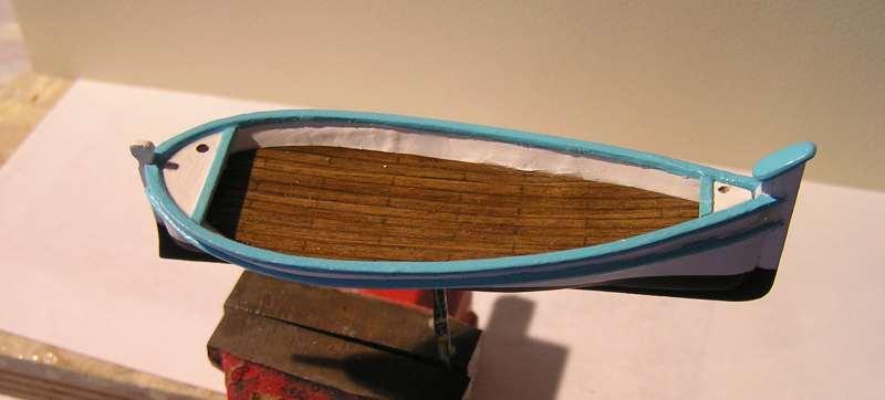 'un Llaud en bateau-moule  1612