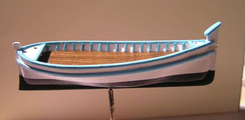 'un Llaud en bateau-moule  1711