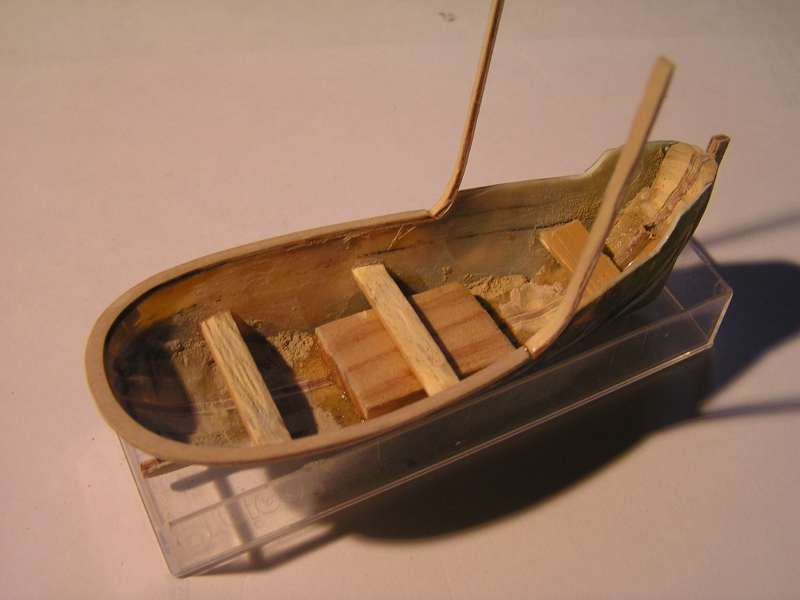 Construction en bateau moule du remorqueur l'HIPPOPOTAME  1714