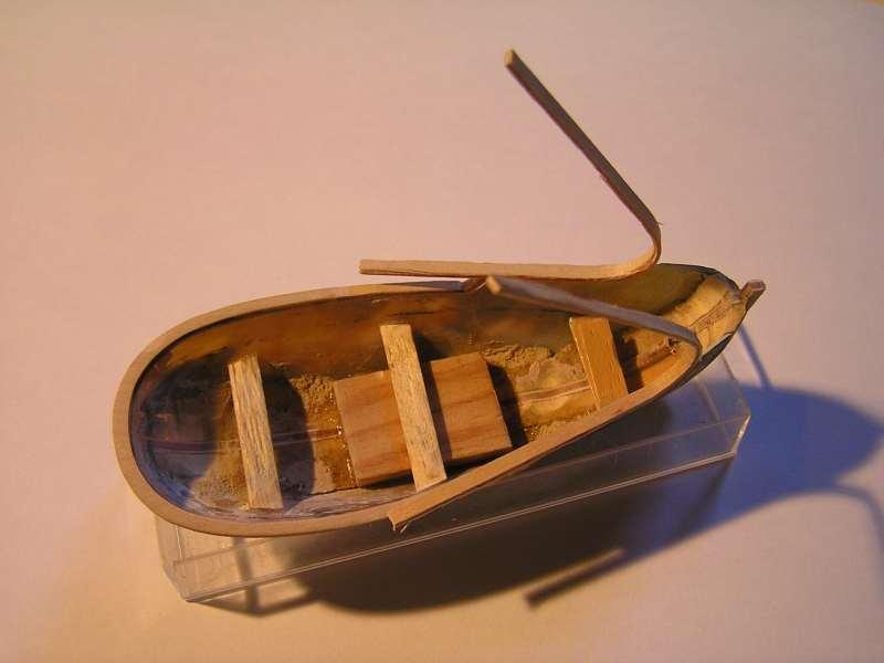 Construction en bateau moule du remorqueur l'HIPPOPOTAME  1816