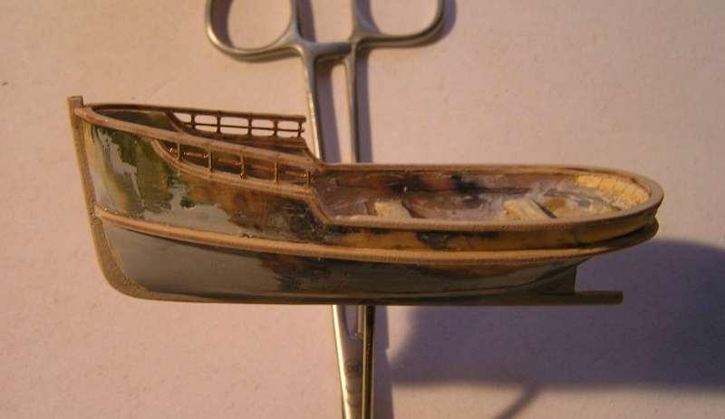 Construction en bateau moule du remorqueur l'HIPPOPOTAME  2317