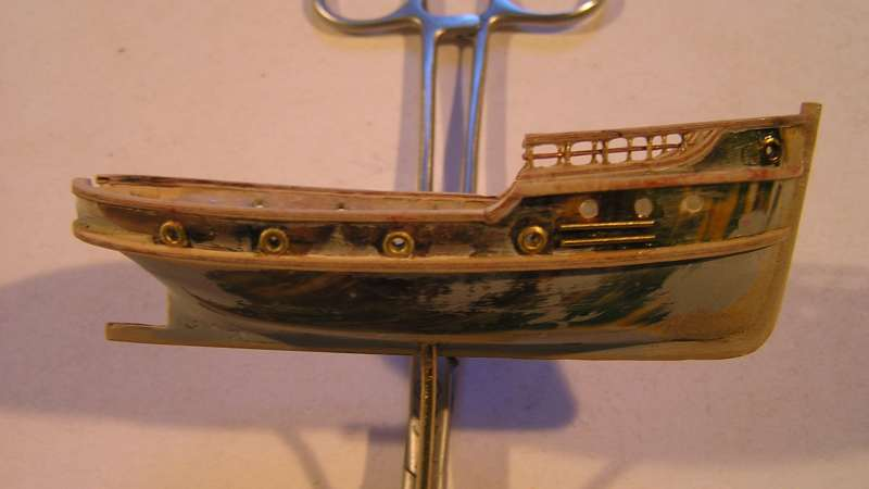 Construction en bateau moule du remorqueur l'HIPPOPOTAME  2617