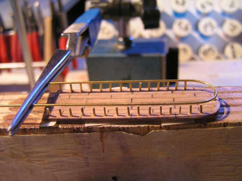 Construction en bateau-moule du remorqueur le Paterson 2913