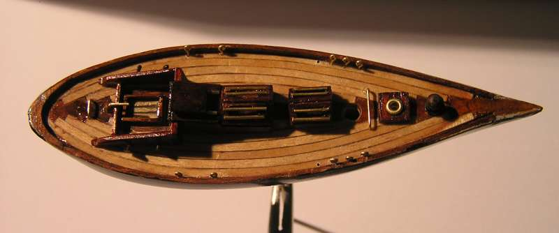 Pen Duick en   bateau-moule  3611