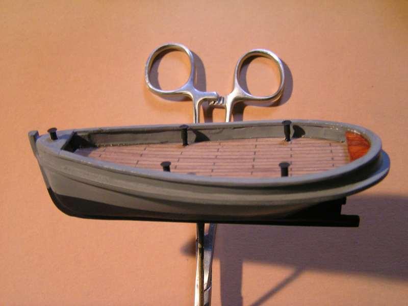 Construction en bateau-moule du remorqueur le Paterson 3714