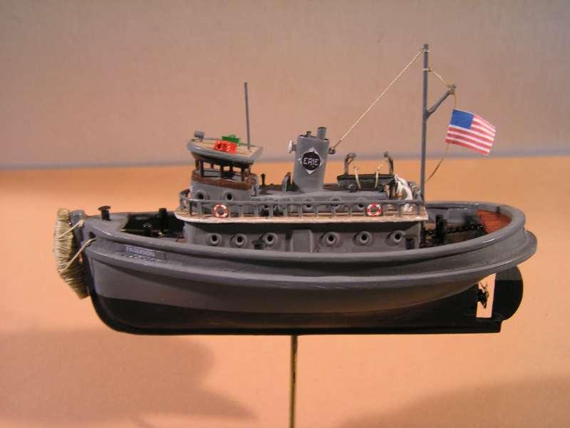 Construction en bateau-moule du remorqueur le Paterson - Page 2 4214