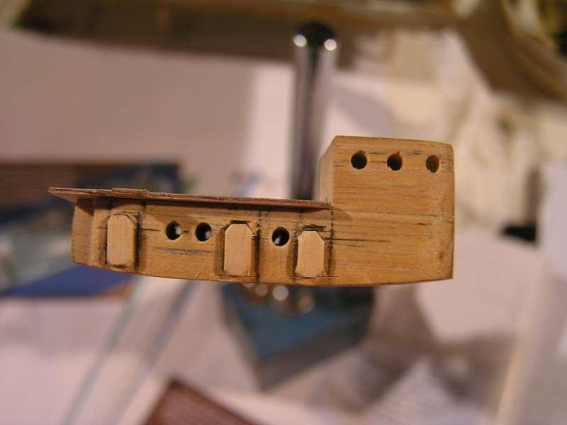 Construction en bateau moule du remorqueur l'HIPPOPOTAME  - Page 2 4514