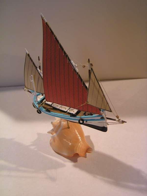 Le Tramontana  Llaud en bateau-moule  4713