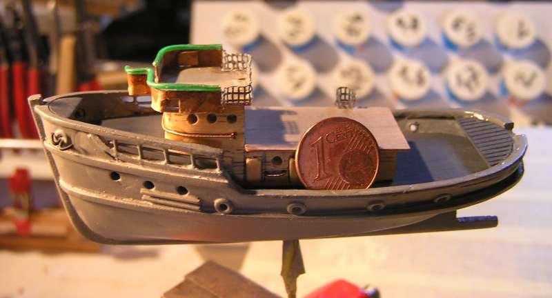 Construction en bateau moule du remorqueur l'HIPPOPOTAME  - Page 2 4714