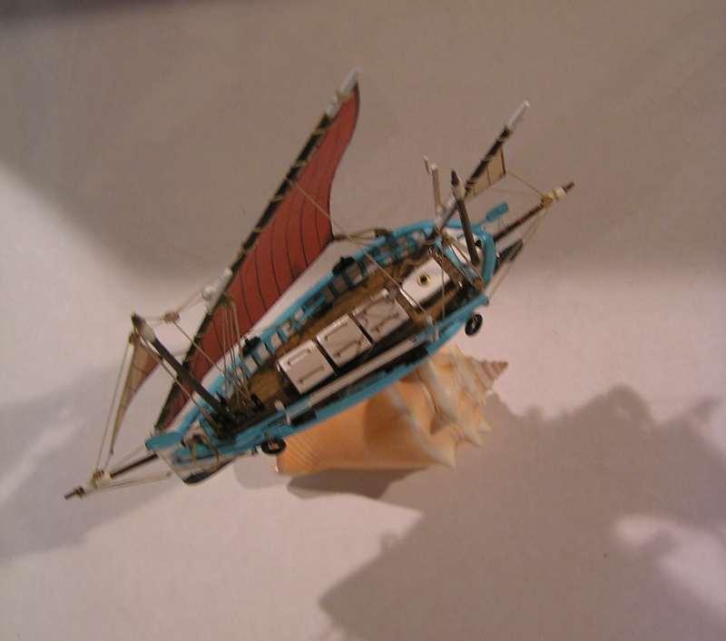 Le Tramontana  Llaud en bateau-moule  4814