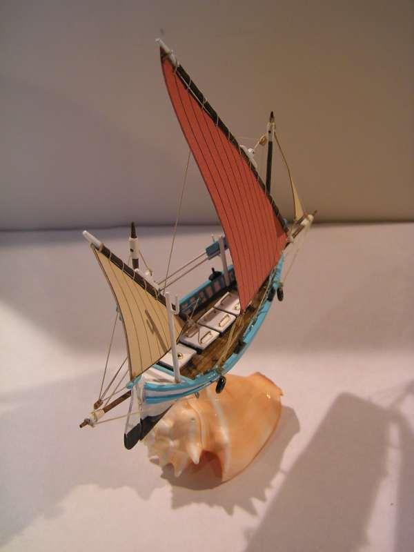 Le Tramontana  Llaud en bateau-moule  4913
