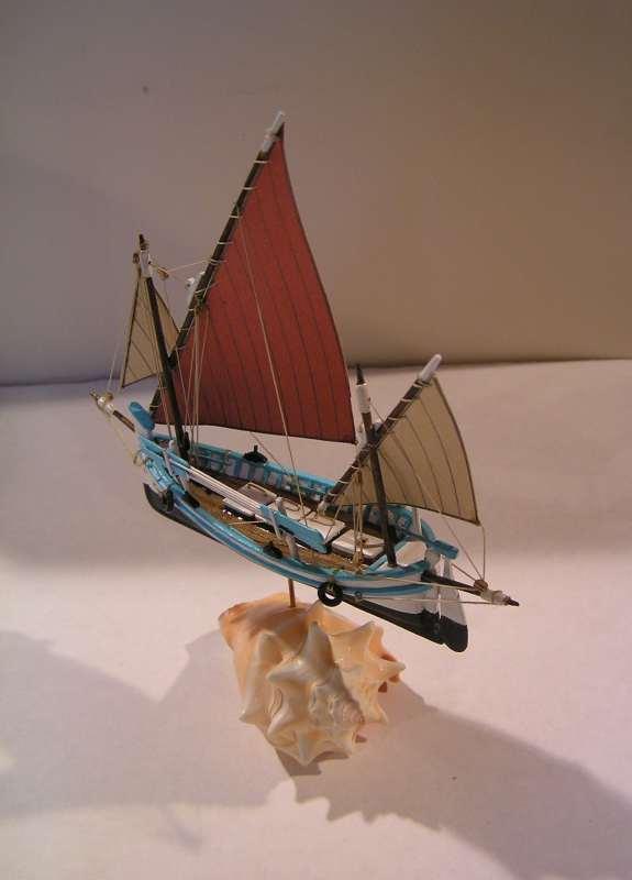 Le Tramontana  Llaud en bateau-moule  5013