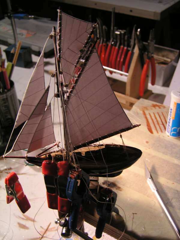 Pen Duick en   bateau-moule  - Page 2 5112