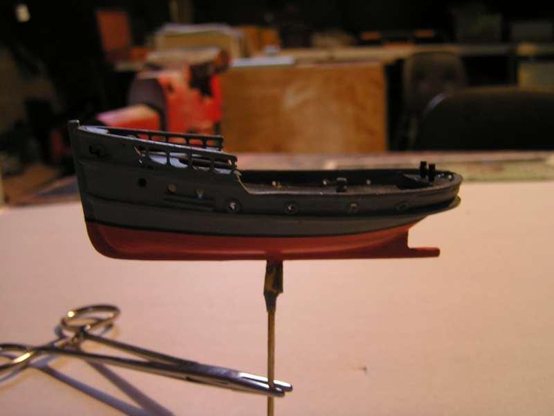 Construction en bateau moule du remorqueur l'HIPPOPOTAME  - Page 2 6811