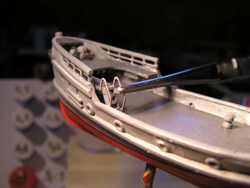 Construction en bateau moule du remorqueur l'HIPPOPOTAME  - Page 2 7112