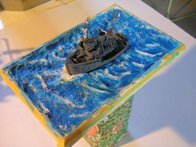 Construction en bateau moule du remorqueur l'HIPPOPOTAME  - Page 2 7810